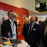 Networking - beim Kinoforum 2019